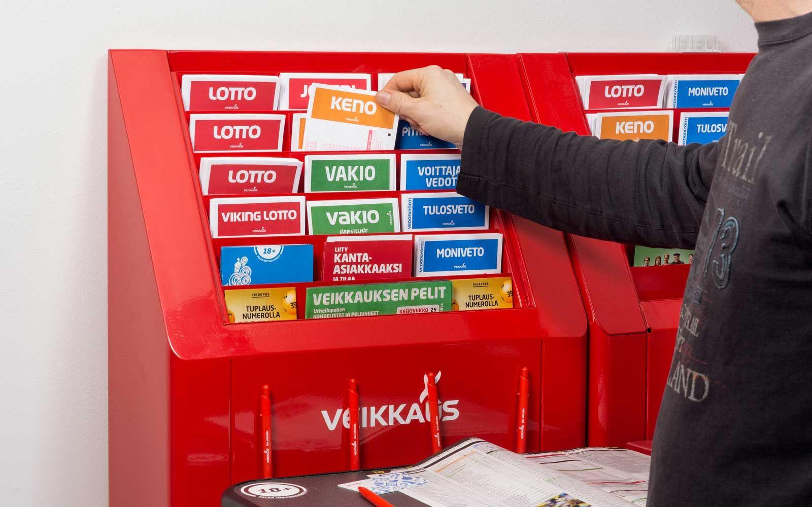 VEIKKAUS POINTS KOODI R-KIOSKI 2019