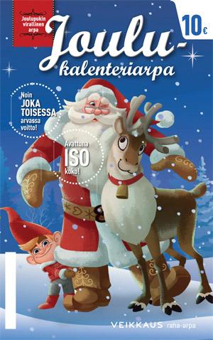Veikkauss Joulukalenteri